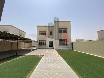 فیلا 4 غرف نوم للايجار في السلامات، العین - Independent Villa Included Utilities No Tenancy