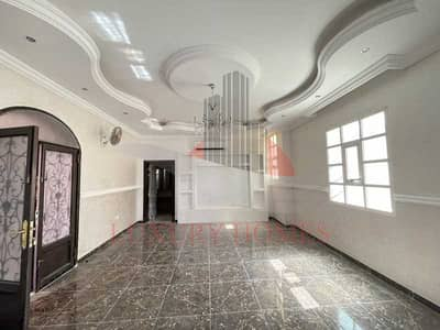 7 Bedroom Villa for Rent in Falaj Hazzaa, Al Ain - Brand New with Driver room & Shaded parking