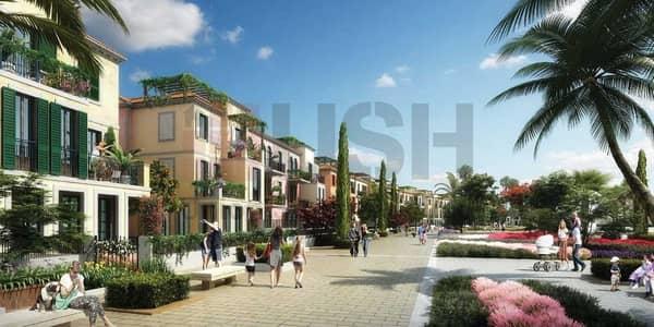 تاون هاوس 3 غرف نوم للبيع في جميرا، دبي - Beachfront Townhouses | La Mer | Jumeirah 1