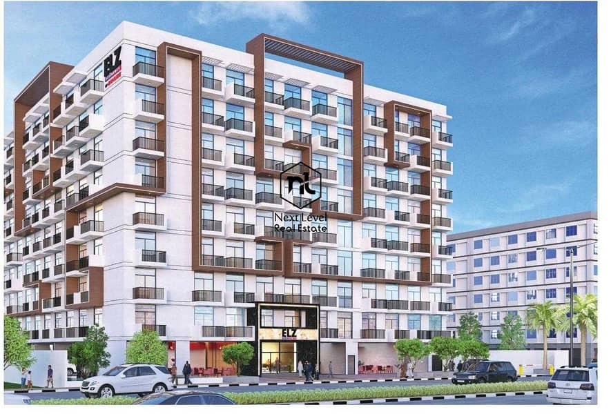 شقة في إلز ريزيدنس أرجان 1 غرف 645000 درهم - 5094322