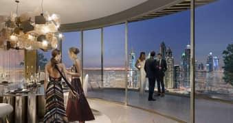 شقة في جراند بلو تاور 2 لإيلي صغب إعمار الواجهة المائية دبي هاربور 1 غرف 2155888 درهم - 4726579