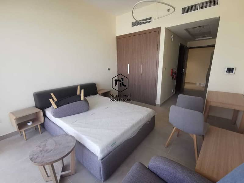 2 Brand New   Fully Furnished   Bright And Spacious Studio