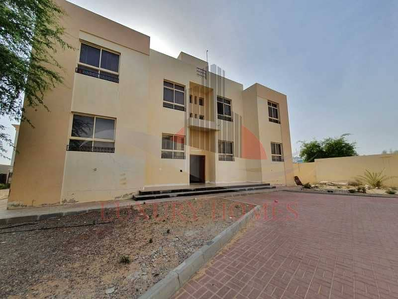 24 Spacious with Monthly Rent Near to Al Ain Airport