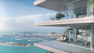 فیلا في مارينا فيستا إعمار الواجهة المائية دبي هاربور 3 غرف 4809888 درهم - 4786176