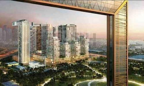 3 Bedroom Townhouse for Sale in Bur Dubai, Dubai - only Freehold Townhouse -ready DEc 2020 -zabeel Park and Dubai Frame view