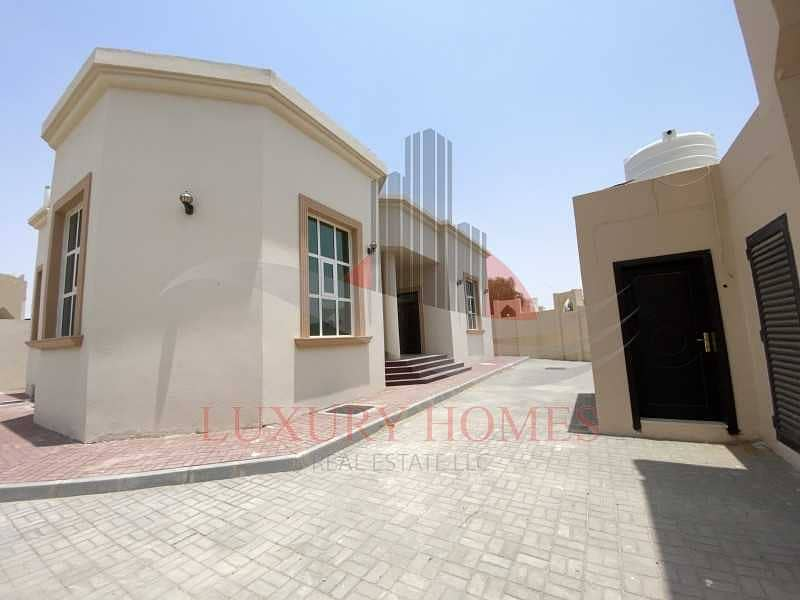 2 State of the Art Independent Villa with Mulhaq