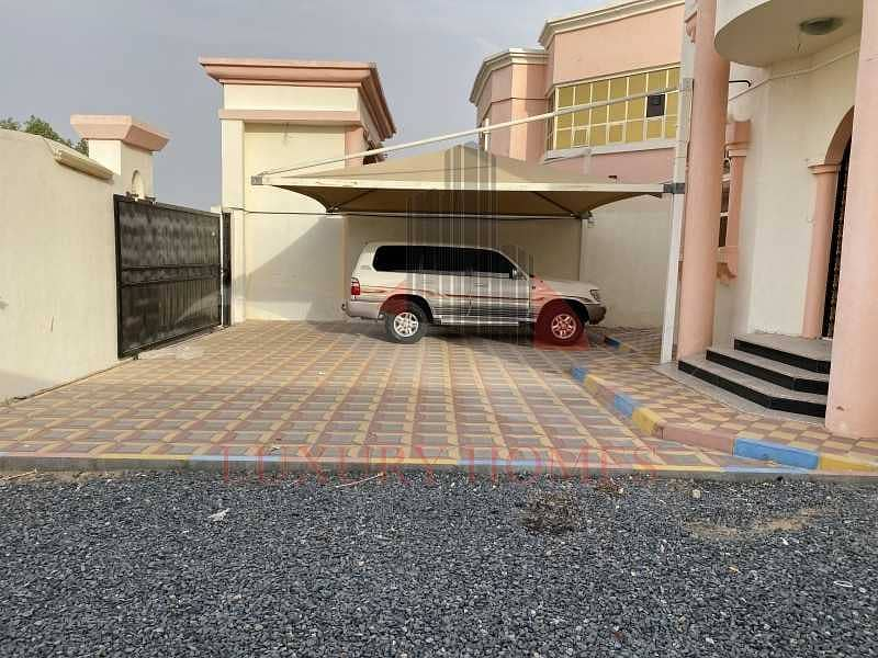 18 Aesthetically pleasing private house with yard