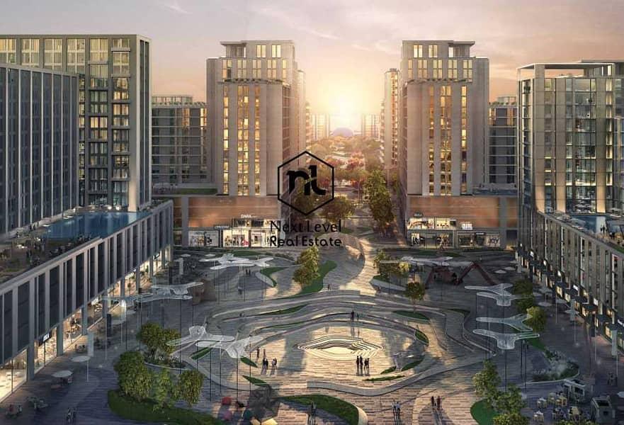 شقة في الغدیر 1 غرف 498000 درهم - 4872602