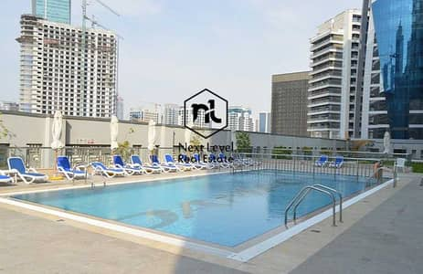 2 Bedroom Apartment for Sale in Business Bay, Dubai - Rented | Not Negotiable | 2 Parkings
