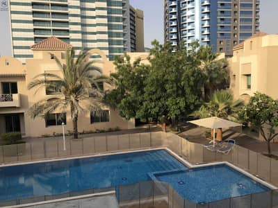 5 Bedroom Villa for Rent in Al Barsha, Dubai - Private Entrance / Swimming Pool View / Well maintained