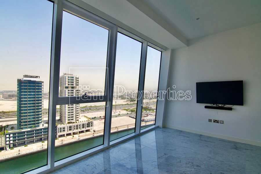 High Floor | Creek View | Near BLVD and Mall