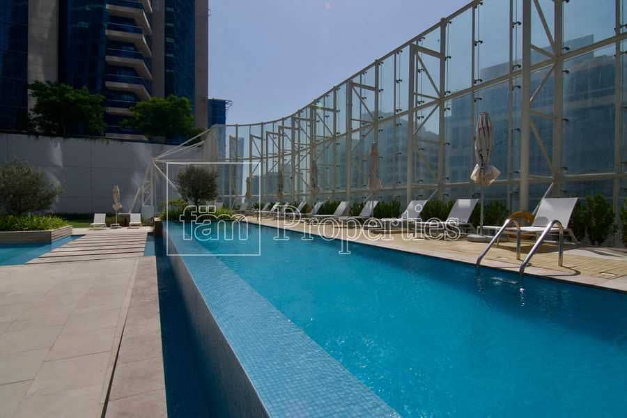 11 High Floor | Creek View | Near BLVD and Mall