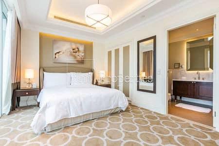 فلیٹ 1 غرفة نوم للايجار في وسط مدينة دبي، دبي - High floor| Naturally lit serviced apt| Good views