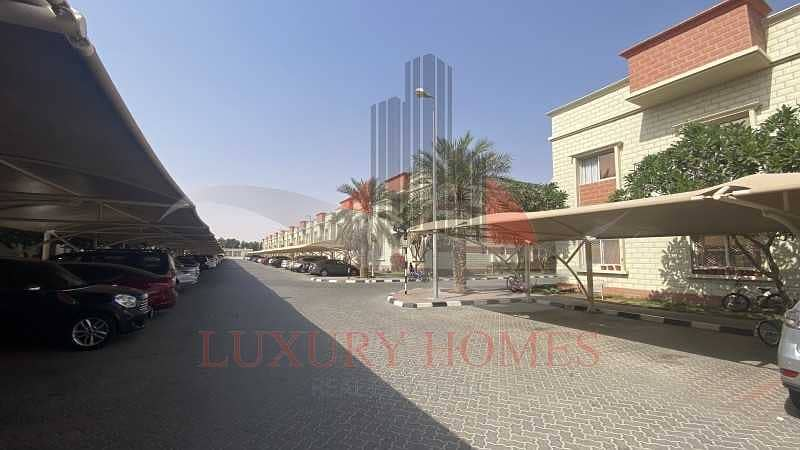 16 Spacious gated community Compound  Facilities