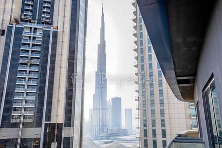 شقة فندقية 2 غرفة نوم للبيع في وسط مدينة دبي، دبي - High Floor | Burj Views | Multiple Units Avlbl