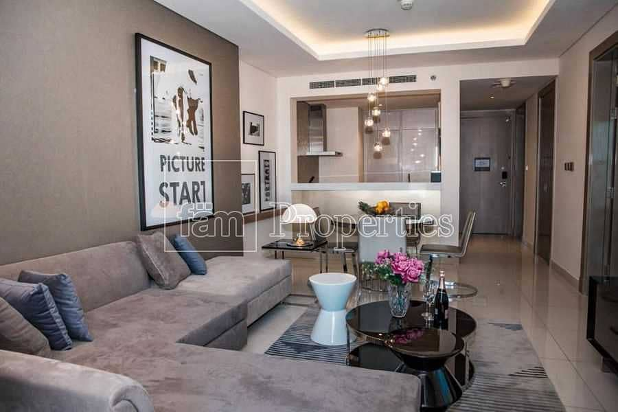 Modern aparttment near Dubai Mall & Metro