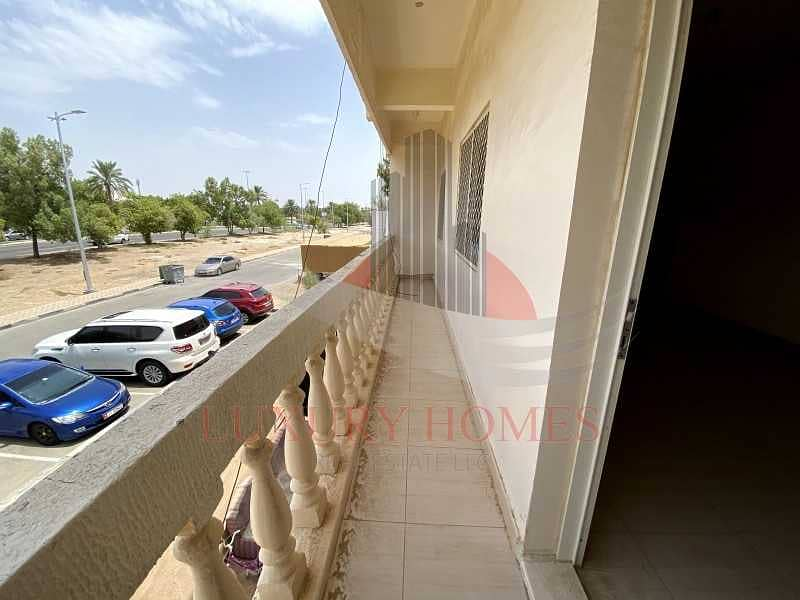 13 Alluring Balcony Apt Located on Main Road