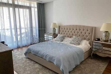 شقة 3 غرف نوم للبيع في مركز دبي المالي العالمي، دبي - Large 3 BR + Maids Full Sea View High Floor