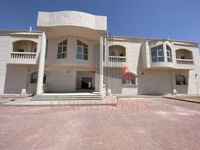 فیلا 10 غرف نوم للايجار في عشارج، العین - Brand New Duplex Villa W/H Private Yard