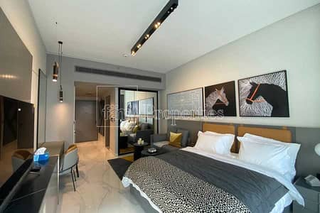 Studio for Rent in Business Bay, Dubai - Walking Distance to BLVD & Dubai Mall | Furnished