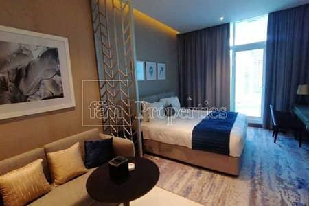استوديو  للايجار في الخليج التجاري، دبي - Fully furnished apt