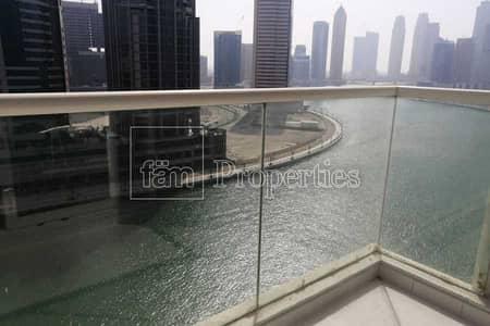 شقة 2 غرفة نوم للايجار في الخليج التجاري، دبي - With Amazing View of Canal