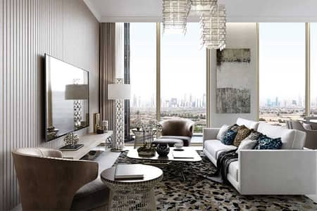 1 Bedroom Apartment for Sale in Business Bay, Dubai - Designed by Roberto Cavalli | Investor Opportunity