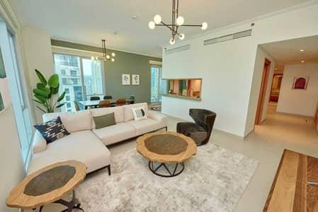 فلیٹ 2 غرفة نوم للايجار في مدينة دبي للإنترنت، دبي - Full Marina and Skyline Views - Fully Furnished