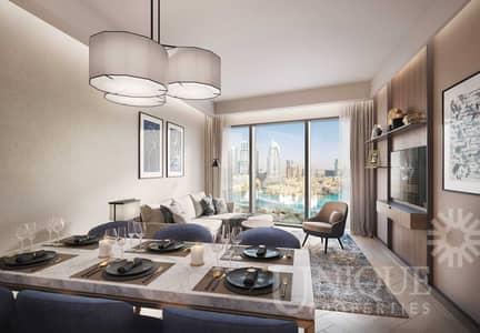 فلیٹ 3 غرف نوم للبيع في وسط مدينة دبي، دبي - Premium Apartment  Full Burj Khalifa and Fountain View