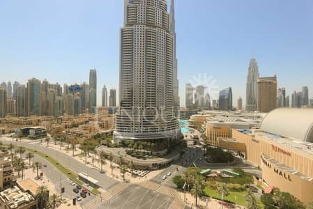 1 Bedroom Apartment for Sale in Downtown Dubai, Dubai - Downtown   Fully Furnished 1 Bed   Rented