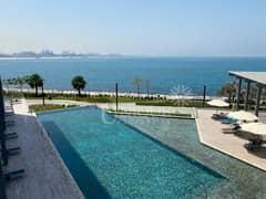 شقة في بناية الشقق 8 بلوواترز ريزيدينسز جزيرة بلوواترز 2 غرف 4450000 درهم - 4948280