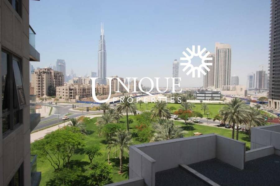 Fully Furnished | Large Size | Dubai Skyline View