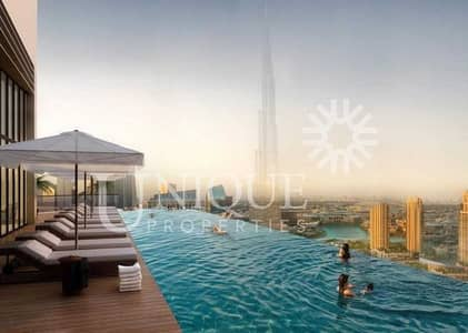 2 Bedroom Apartment for Sale in Business Bay, Dubai - Upcoming Iconic Landmark along SZR