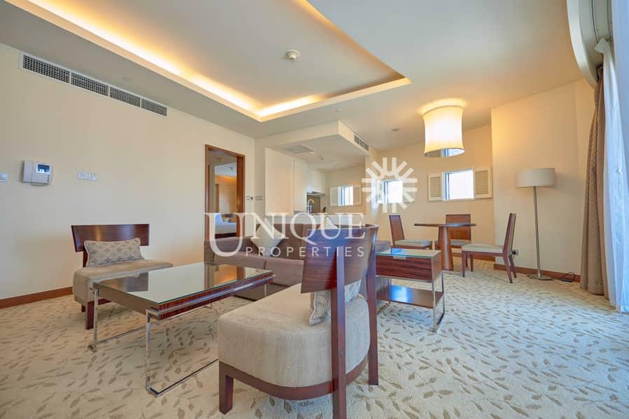 High Floor | Fully Furnished | Dubai Skyline View