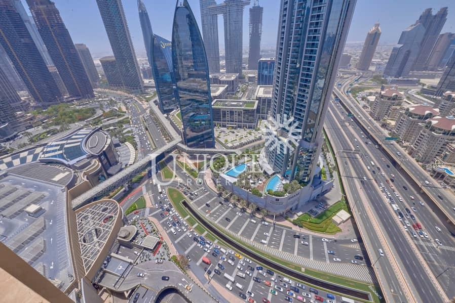 11 High Floor | Fully Furnished | Dubai Skyline View