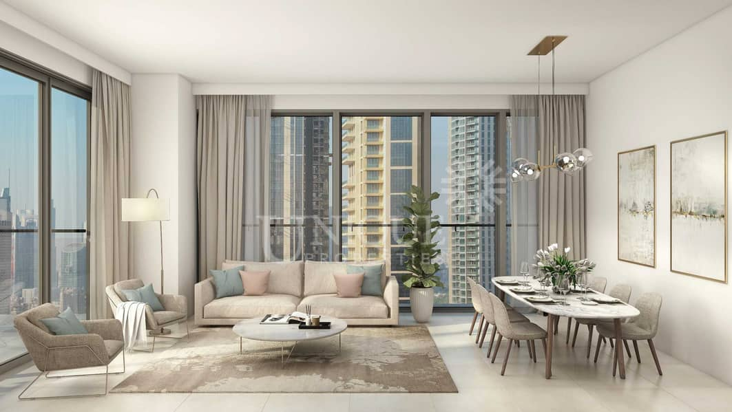 2 Resale | High Floor | Spacious Layout