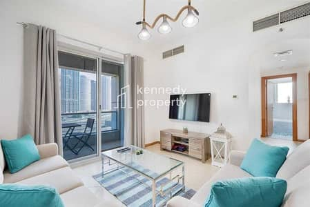 فلیٹ 2 غرفة نوم للبيع في دبي مارينا، دبي - Fully Furnished I Well Maintained I High ROI