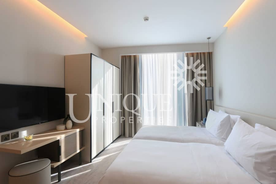 Full Floor | High Level | Serviced Apartment