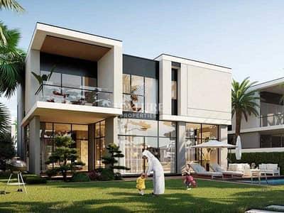 4 Bedroom Villa for Sale in Al Furjan, Dubai - High End | Green Space Villa | Near Metro Station!