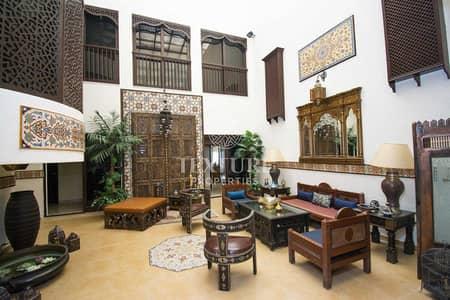 فیلا 10 غرف نوم للبيع في القرهود، دبي - Super Distressed Deal   Amazing Villa   GCC & UAE Nationals