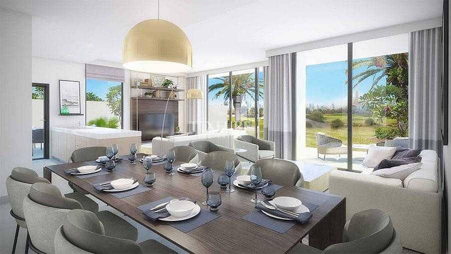 2 Genuine Resale | Facing Golf Course | Single Row | 4 Bedroom Villa