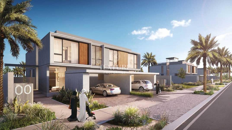 7 Genuine Resale | Facing Golf Course | Single Row | 4 Bedroom Villa