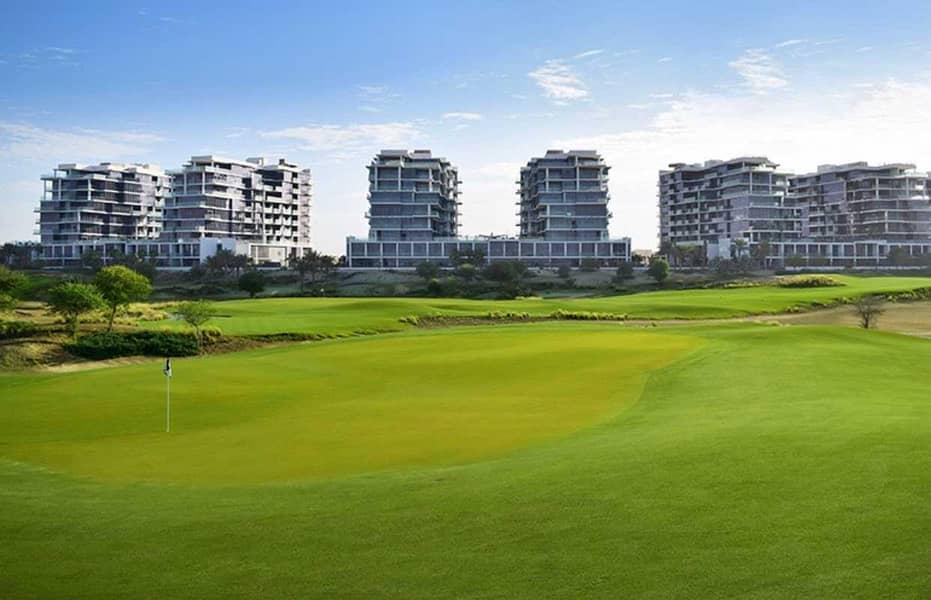 11 Golf Facing | Premium Plot | Prime location