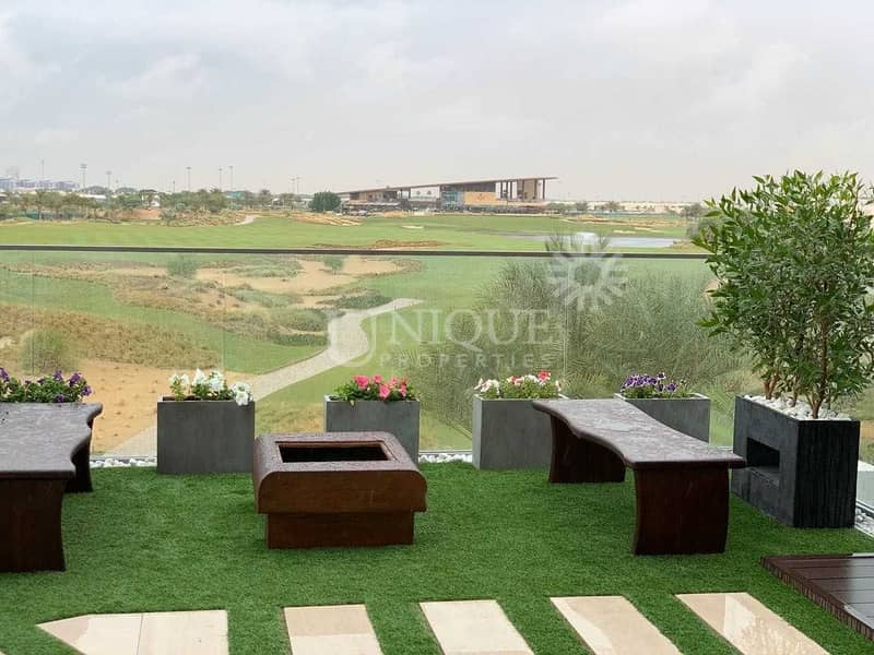 2 Golf facing Plots | Biggest Plot | Amazing location