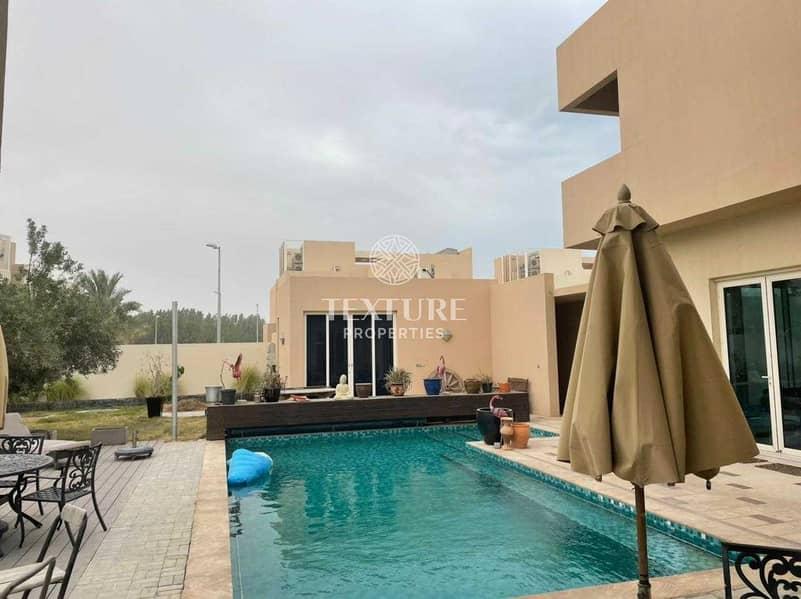Private Pool I Huge Standalone Villa I 2 Cars Garage
