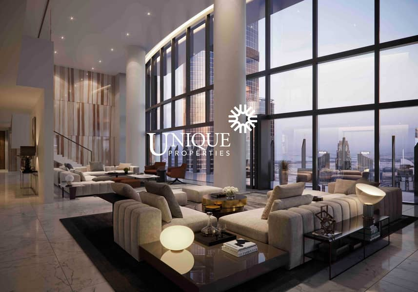 Luxury Penthouse set in the Heart of the Opera District