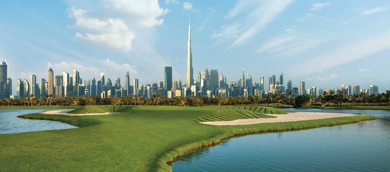 World Class Emerald Plots at Dubai hills state