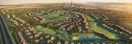 3 World Class Emerald Plots at Dubai hills state