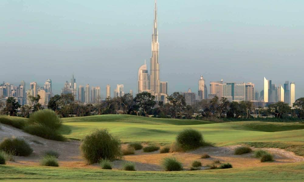 7 World Class Emerald Plots at Dubai hills state