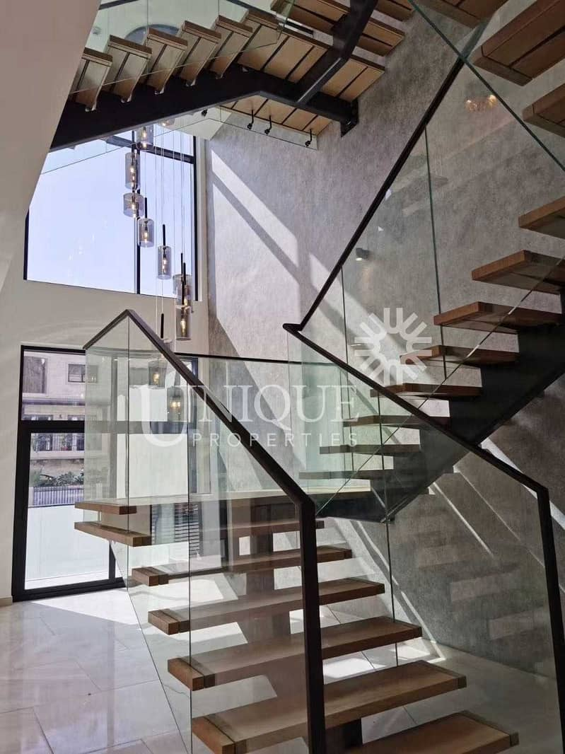 Luxury Brand New 4BR+Maid Townhouse with Elevator